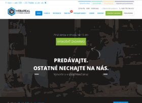 Webareal.sk thumbnail