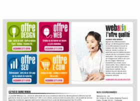 Webazia.fr thumbnail