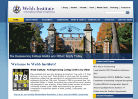 Webb-institute.edu thumbnail