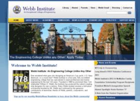 Webb-institute.edu thumbnail