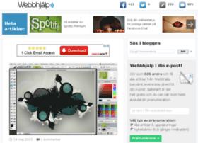 Webbhjalp.se thumbnail