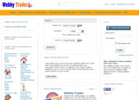 Webbytrader.com thumbnail