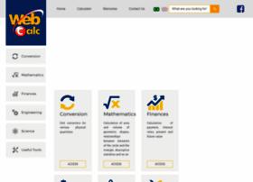 Webcalc.com.br thumbnail