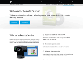 Webcam-for-remote-desktop.com thumbnail