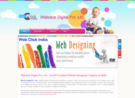 Webclickindia.zohosites.com thumbnail