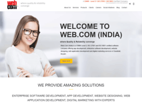 Webcomindia Biz At Wi Software Company In Guwahati Assam Website Development Seo Services