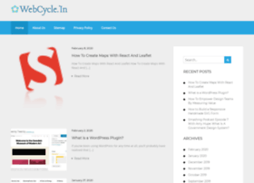 Webcycle.in thumbnail