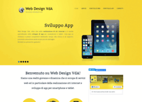 Webdesign-vda.it thumbnail