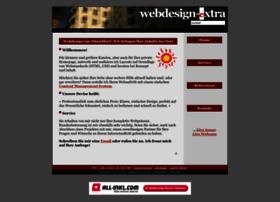 Webdesign-xtra.de thumbnail