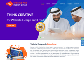 Webdesign.qa thumbnail
