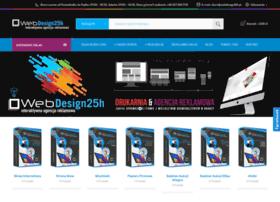 Webdesign25h.pl thumbnail