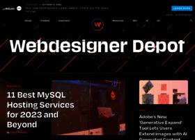 Webdesignerdepot.com thumbnail