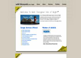 Webdesigneriow.co.uk thumbnail