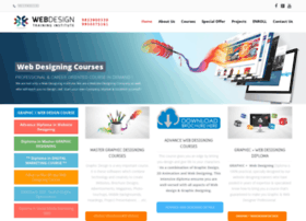 Webdesigningcourse.net thumbnail