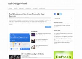 Webdesignwheel.com thumbnail