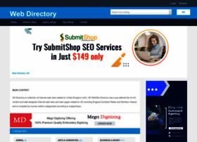 Webdirectory.me.uk thumbnail