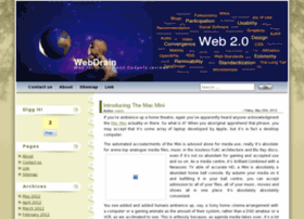 Webdrain.co.uk thumbnail