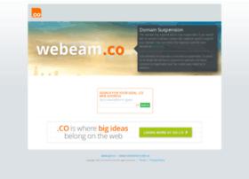 Webeam.co thumbnail