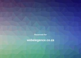 Webelegance.co.za thumbnail