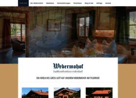 Webermohof.de thumbnail
