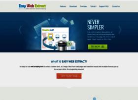 Webextract.net thumbnail