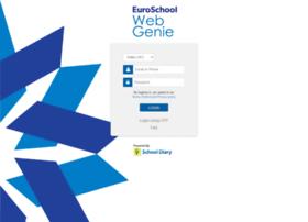 Webgenie.euroschoolindia.com thumbnail