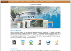 Webgis.gov.sc thumbnail