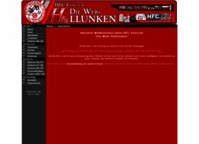 Webhallunken.de thumbnail