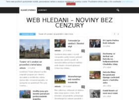 Webhledani.cz thumbnail