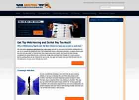 Webhosting-top10.com thumbnail