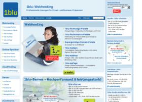 Webhosting16.1blu.de thumbnail