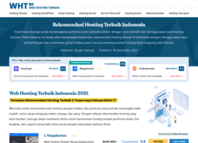 Webhostingterbaik.org thumbnail