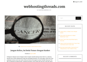 Webhostingthreads.com thumbnail