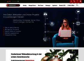 Webhostone.de thumbnail