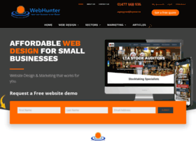 Webhunter.co thumbnail