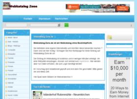 Webkatalog-zone.de thumbnail