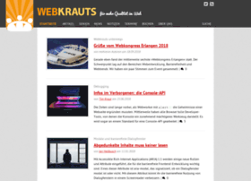 Webkrauts.de thumbnail