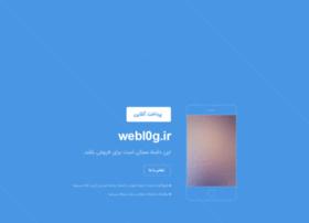Webl0g.ir thumbnail