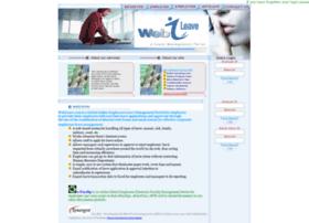 Webleave.com thumbnail
