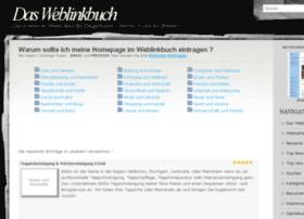Weblinkbuch.de thumbnail