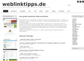 Weblinktipps.de thumbnail