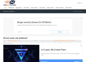 Webmail-provider.nl thumbnail