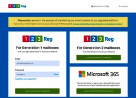 Webmail.123-reg.co.uk thumbnail