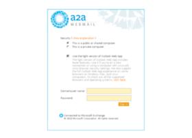 Webmail.a2a.eu thumbnail