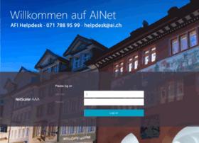 Webmail.ai.ch thumbnail