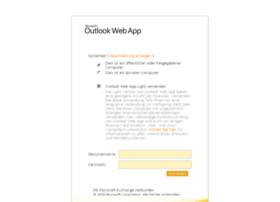 Webmail.akhwien.at thumbnail
