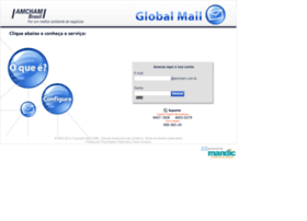 Webmail.amcham.com.br thumbnail