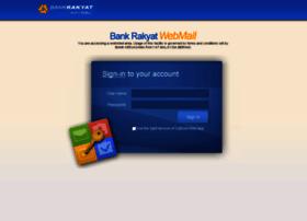 Webmail.bankrakyat.com.my thumbnail