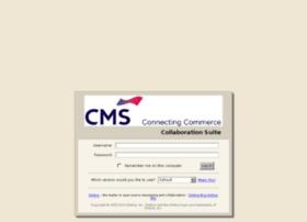 Webmail.cms.com thumbnail
