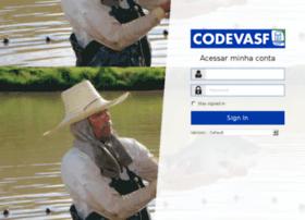 Webmail.codevasf.gov.br thumbnail